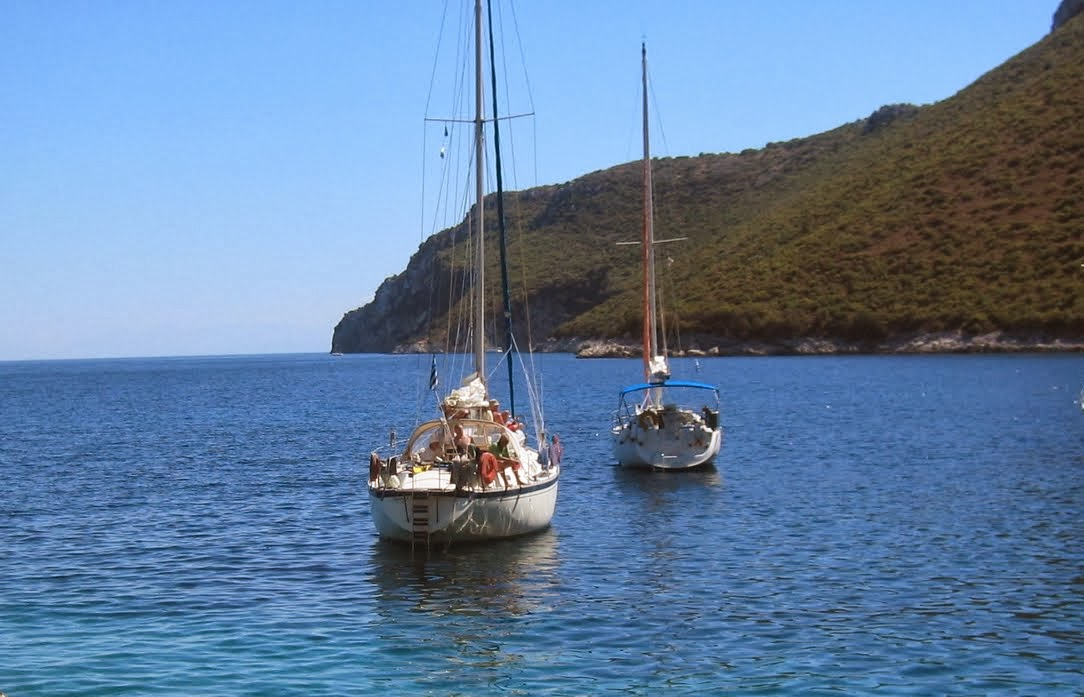 Rania Sailing Greece