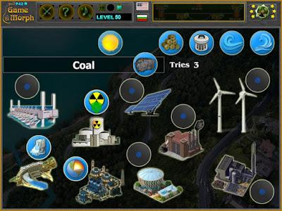 Power Plants Puzzle