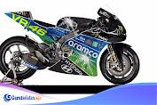 Resmi Tim VR46 Teken Kontrak 3 Musim Dengan Ducati