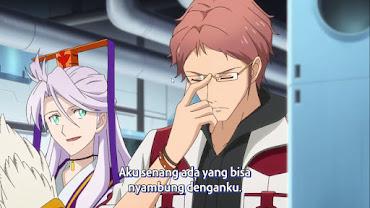 Back Arrow - 07 Subtitle Indonesia and English