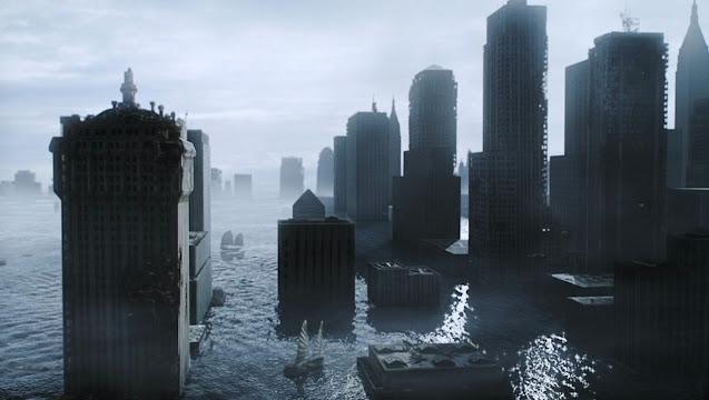 Post-apocalyptic Manhattan