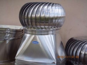 TURBIN VENTILATOR WOSS