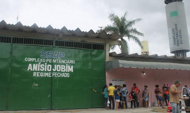 Governo anuncia concurso publico com 1700 vagas para agente penitenciário do Amazonas