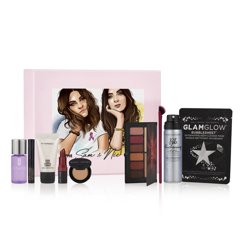 The Sam and Nic Pixiwoo Beauty Box Is Here And It's Only £28!