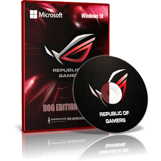 Windows 10 ROG EDITION 2020 v7 Download Free >>HoIT Asia