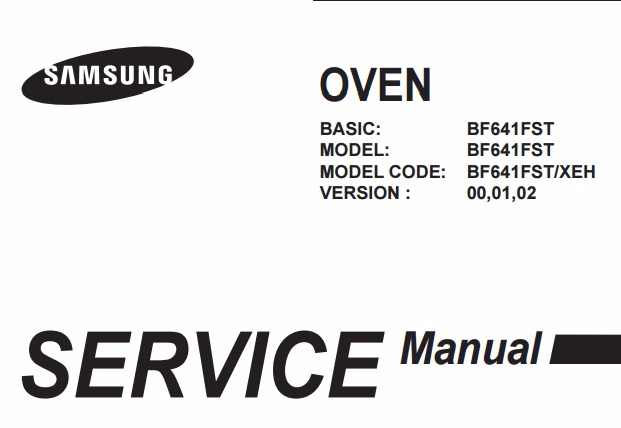 Samsung BF641FST Service Manual - Download Service Manual - photo#28