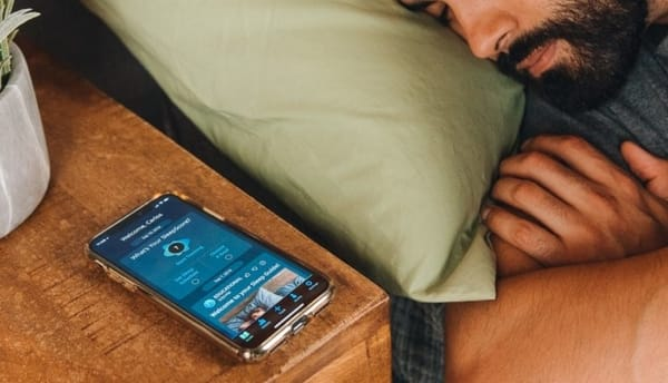Here are 6 apps to help you sleep: