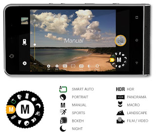 KODAK launches EKTRA smartphone with DSLR-like features and Android 6.0 Marshmallow