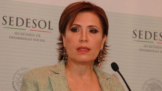 """""""Los periódicos sólo sirven para limpiar vidrios y matar moscas"""", se mofa Rosario Robles"""