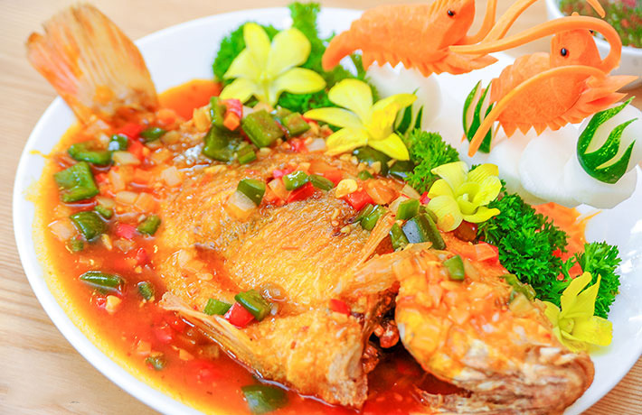 Các món cá giảm 30% tỷ lệ sảy thai