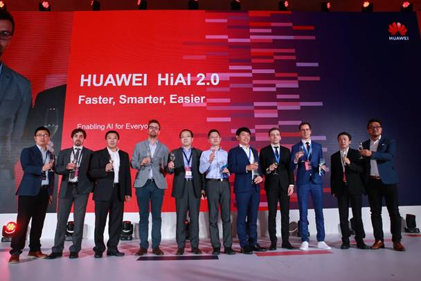 @HuaweiZA Launches HiAI 2.0, Commits to Creating the Ultimate AI App Experience #HigherIntelligence