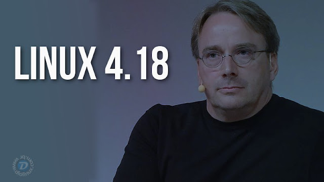 Linux 4.18