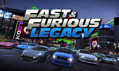 FAST AND FURIOUS: LEGACY MOD APK + OBB DOWNLOAD