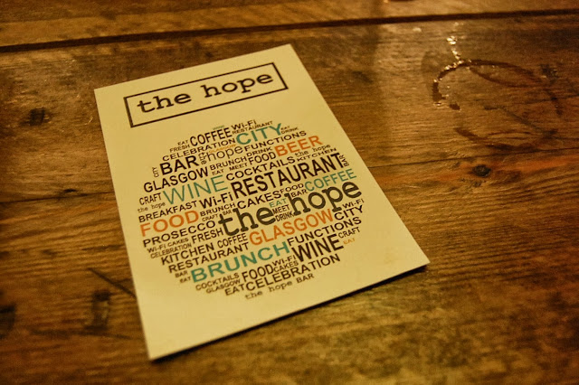 The Hope, Glasgow