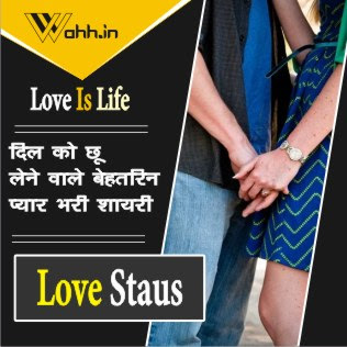 Best Collection Of Love Shayari List