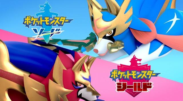Cancelado o Evento de Lançamento de Pokémon Sword & Shield no Japão