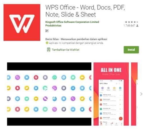 Aplikasi Perkantoran Terbaik untuk Android