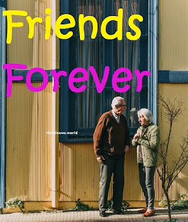 old friends forever images