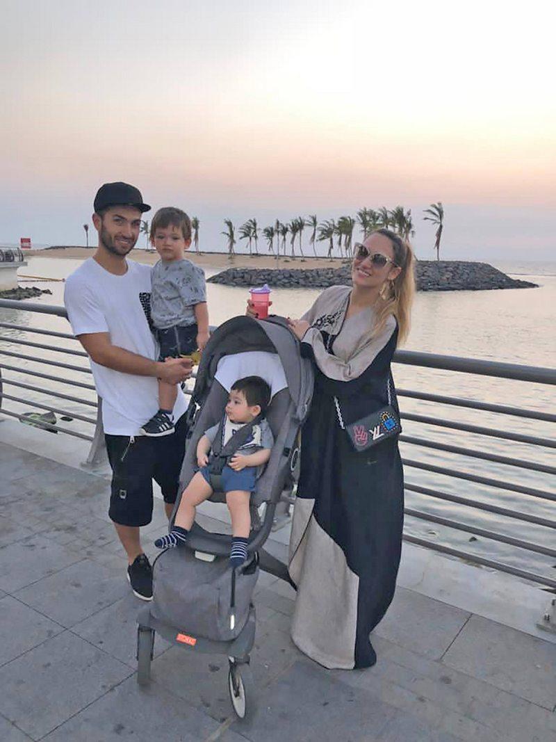 Carlos Villanueva, de vuelta en Chile, repasa sus 12 años en Dubái y Arabia Saudita