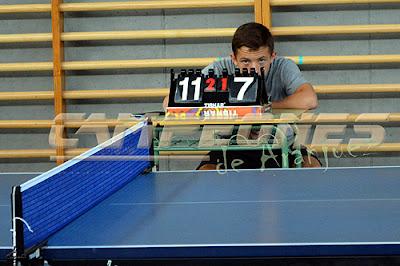 Tenis de Mesa Arbitro Aranjuez