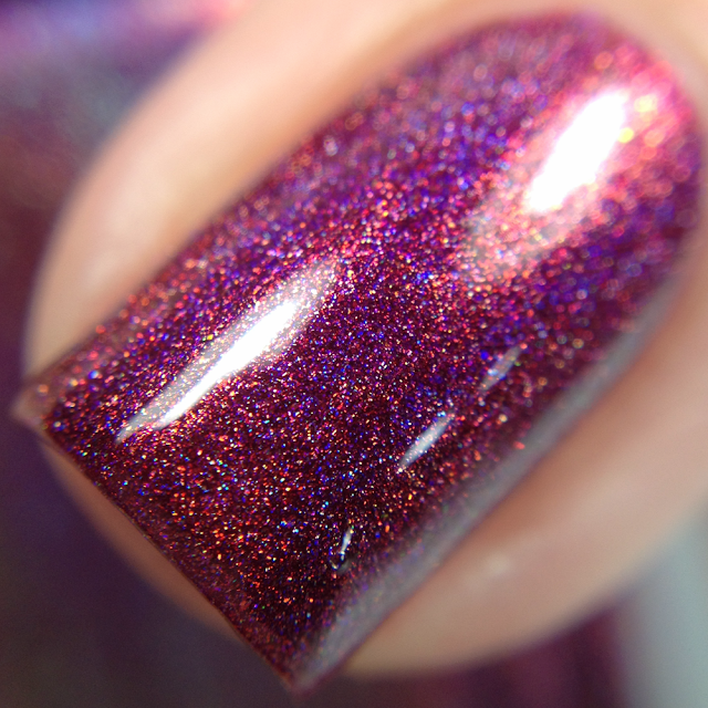 Lollipop Posse Lacquer-Solitary Witches Society