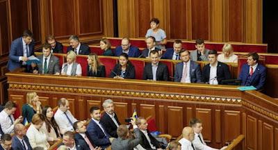 Зеленский отправляет в отставку Кабмин и генпрокурора
