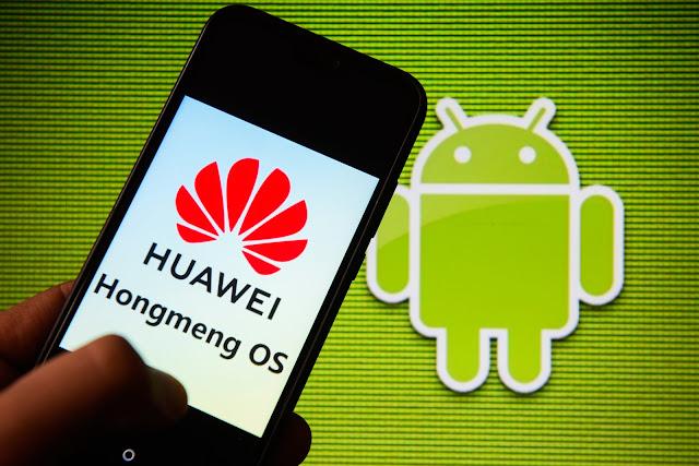 Hongmeng النظام الجديد من هواوي ولكنه ليس للهواتف الذكية