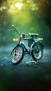 Cycle Mobile HD Wallpaper