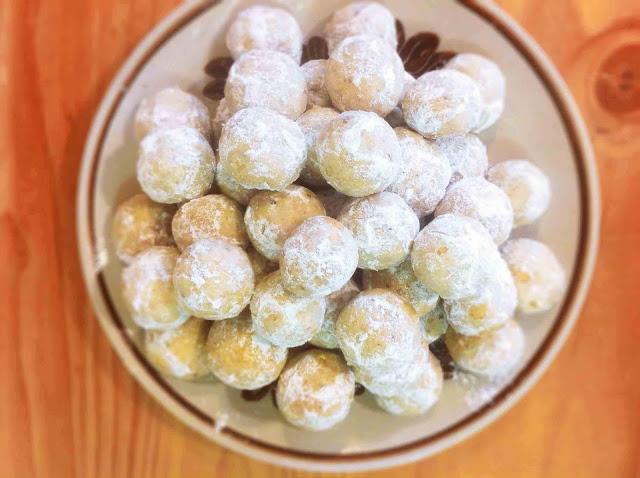 Receta: Galletas de coco con nuez