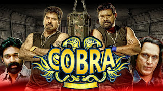 Cobra (2019) Full Movie Hindi Dubbed HDRip 480p