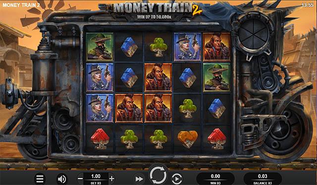 Ulasan Slot Relax Gaming Indonesia - Money Train 2 Slot Online