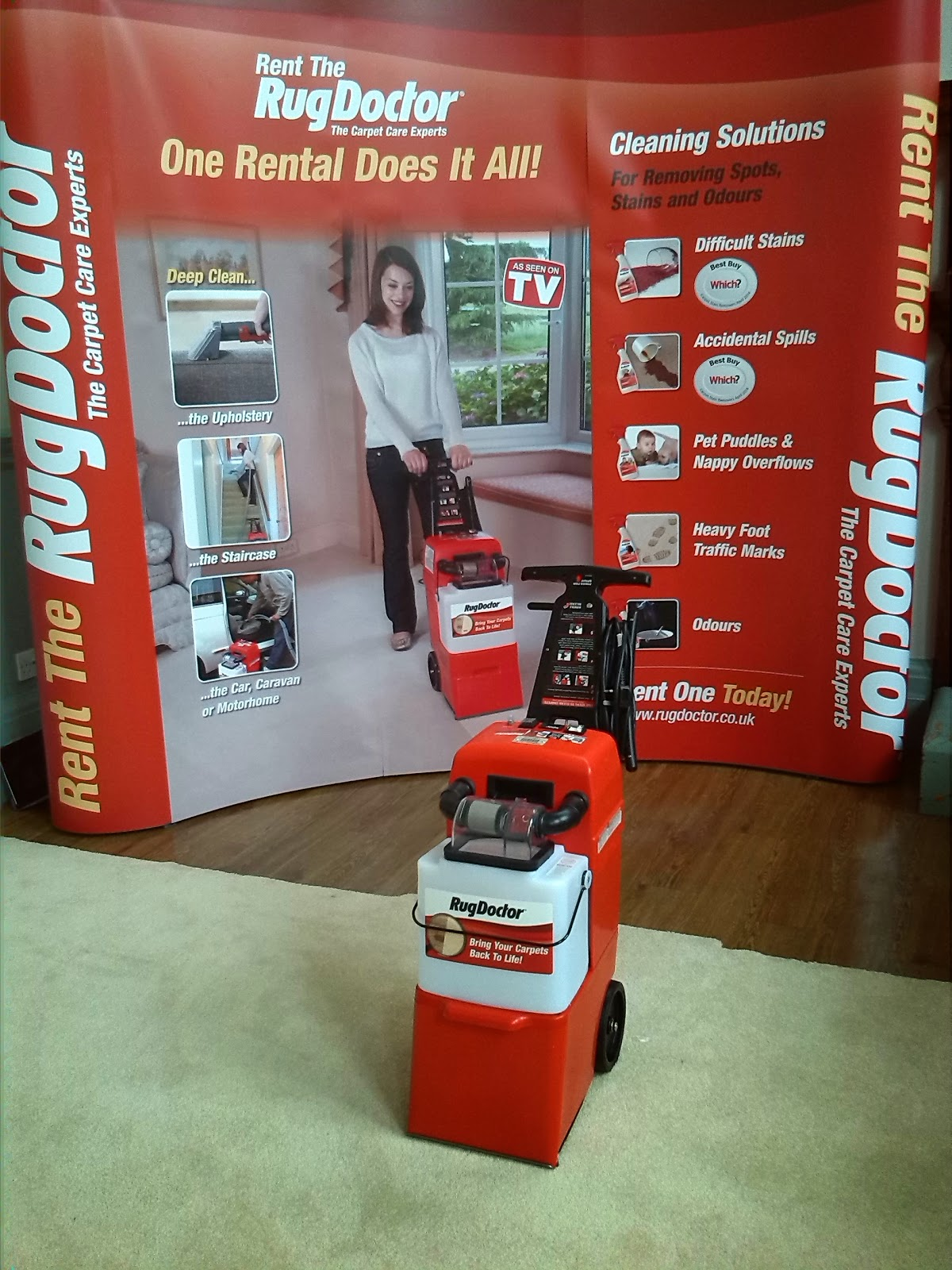 How Much To Hire Carpet Cleaner From Tesco Lets See