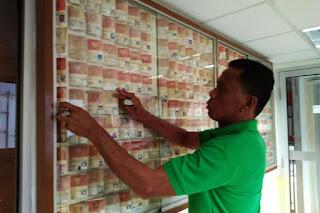 Kartu Indentitas yang Menjadi Saksi Bisu Bencana Tsunami Aceh