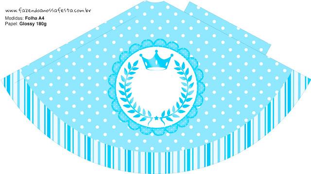 Corona Celeste: Imprimibles Gratis para Fiesta de 15 años