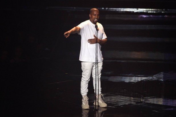 Kanye West discurso VMA 2016