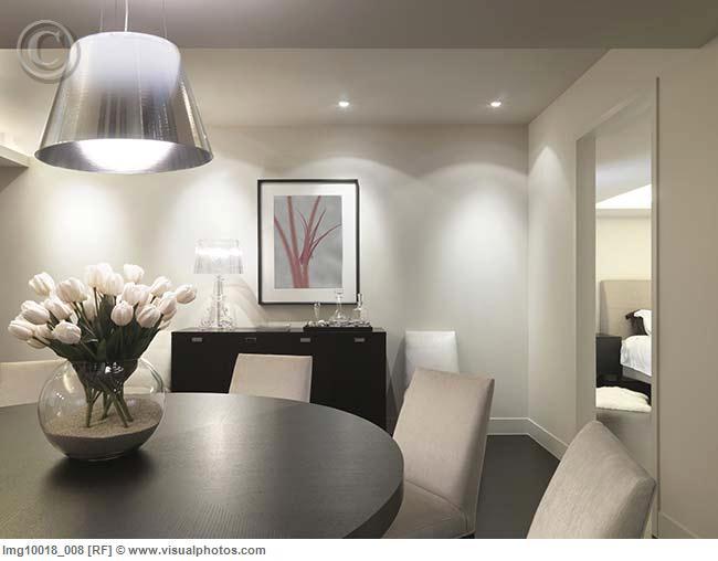 Casa nova centro de mesa de sala de jantar - Centros decorativos modernos ...
