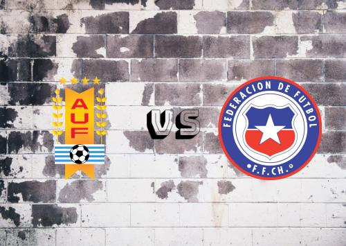 Uruguay vs Chile  Resumen y Partido Completo