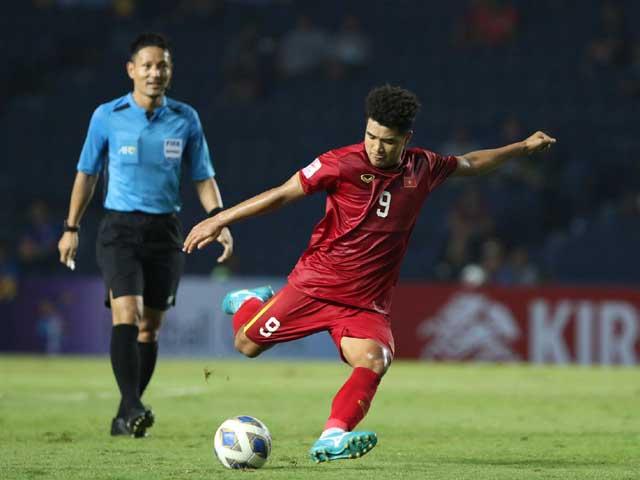 """U23 Việt Nam """"tịt ngòi"""" sau 2 trận: Thầy Park giải bài toán khó thế nào?"""