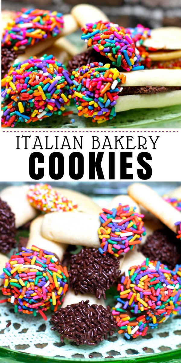 Italian Bakery Cookies Recipe #cookiesrecipes