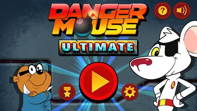 game danger mouse ultimate juga terdapat banyak rintangan yang harus dilewati.