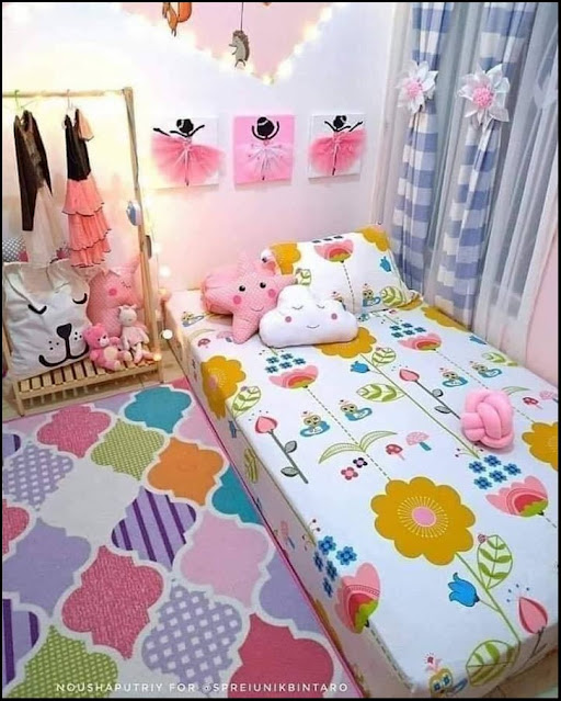 10. ideas for kids bedrooms