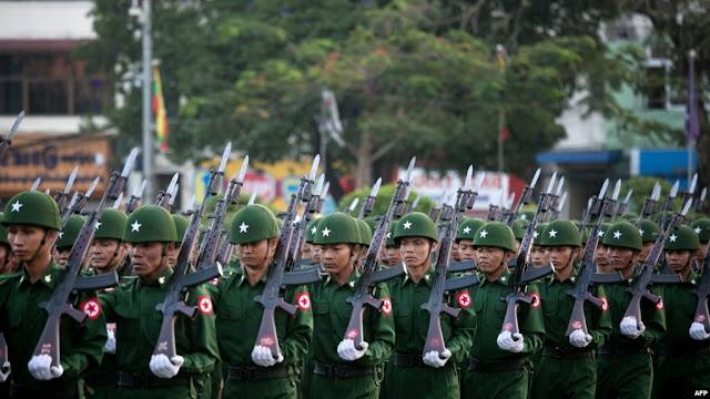 Militer Myanmar Klaim Ambil Alih Negara