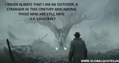 quotes from h.p.lovercraft
