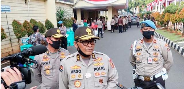 Gerak Cepat, Begini Progres Polisi Tangani Kasus Pembakaran Bendera PDIP