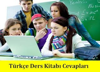 7. Sınıf Türkçe Dersdestek Yayınları Ders Kitabı Cevapları