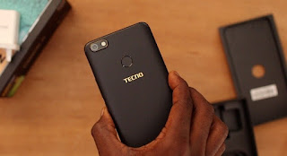 The New Tecno Camon X In Nigeria (LAUNCHED)