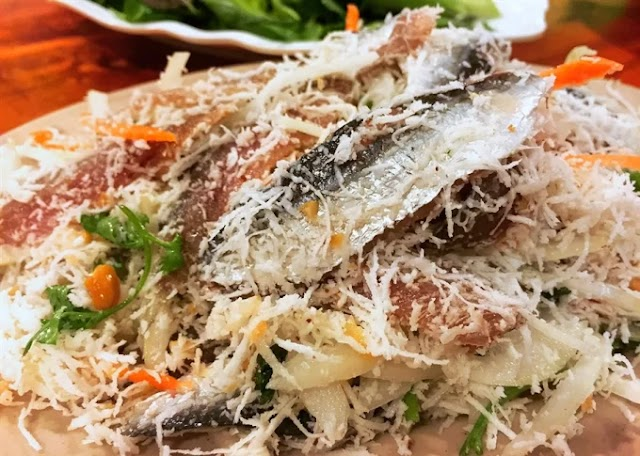 4 dishes must try when coming to South Phu Quoc