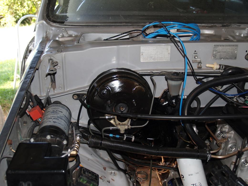 Brake Upgrade (full) | Toyota 4Y (Supercharged) Rebuild