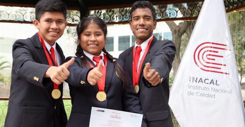 Escolares del COAR Lambayeque participarán en olimpiada internacional en Corea del Sur