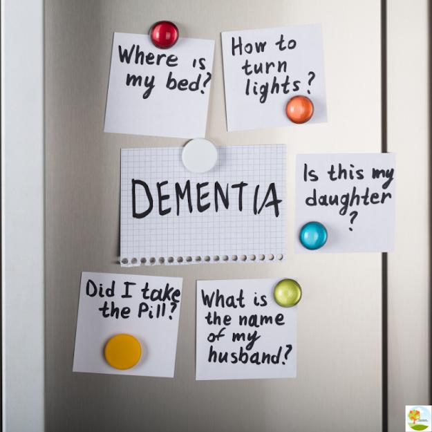 Dementia - Puzzles